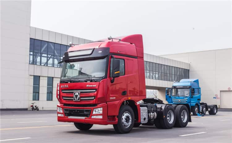 XCMG Band 50 Ton New Tractor Trucks 6*4 371hp Trailer Truck Tractor XGA4250D2WC For Sale
