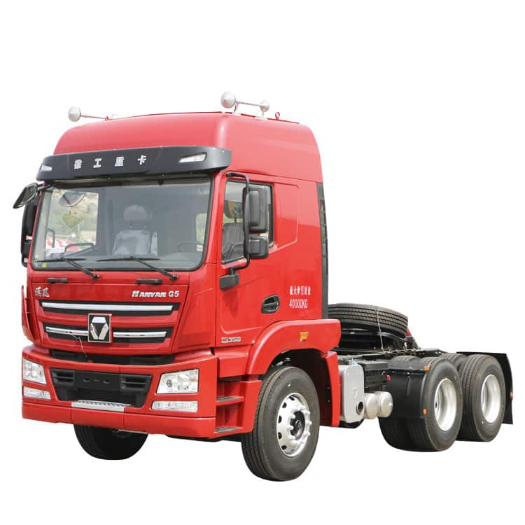 XCMG Heavy Duty Trucks 78 Ton Truck Tractor Carrier 6*4 430 HP XGA4250D3WC For Laos Prices