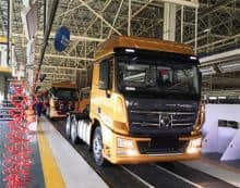 XCMG Brand New Tractor Tuck Head 430hp Chinese Trucks 6*4 77 Ton NXG4250D3WC For Myanmar Sale