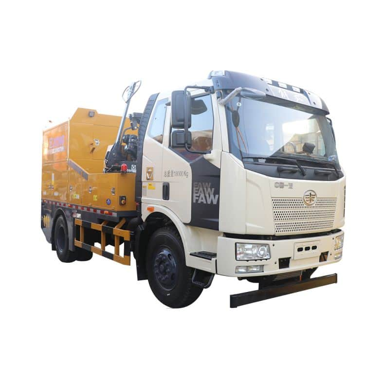 XCMG Official Manufacturer XZJ5183TYH Asphalt Road Microwave Maintenance vehicle