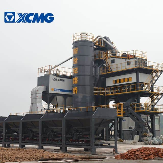 XCMG Official hot Asphalt Mixing Plant XAP120 Asphalt batch Mixing Plant price