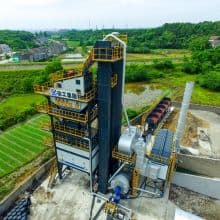 XCMG Official XAP240 Asphalt Mixing Plant for sale