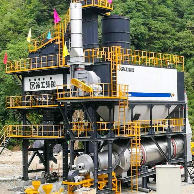 XCMG Official XAP80 Asphalt Mixing Plant for sale