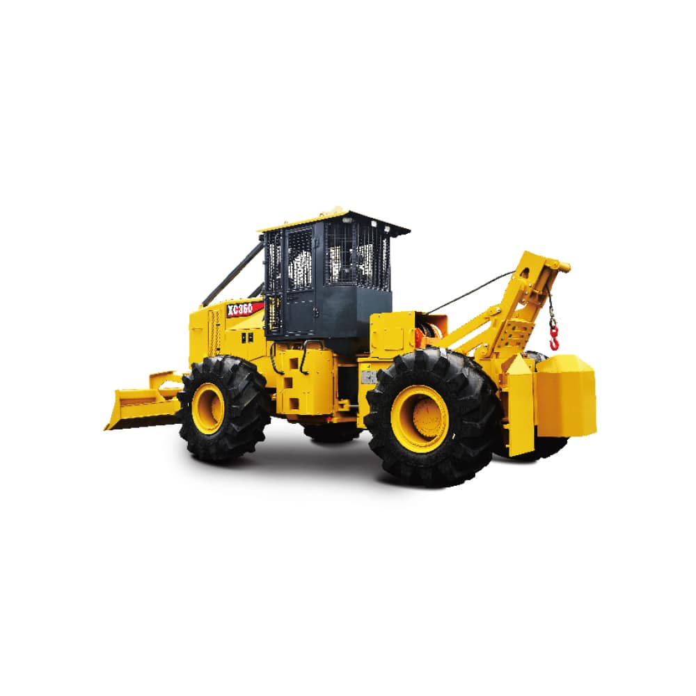 XCMG Official Manufacturer Wheel Skidder XC360 for sale