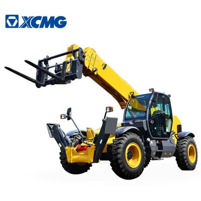 XCMG Official 4.5 ton telehandler XC6-4517K chinese 17m telehandler forklift with attachments price