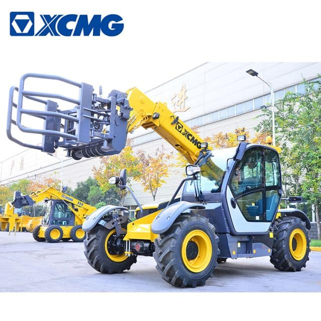 XCMG XC6-3006K 6m small telescopic forklift loader machine for sale