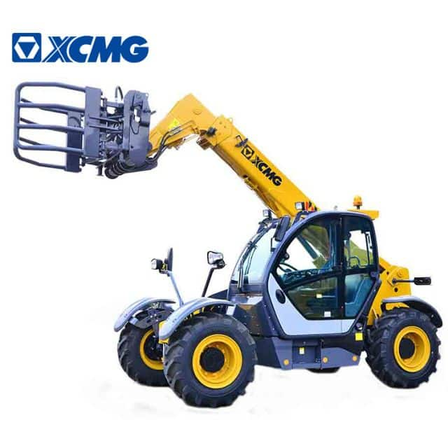 XCMG official loader forklift XC6-3006K 6m telehandler scopic handler agricultural machinery price