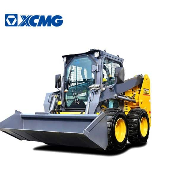 XCMG XC760K Chinese 1 ton Cheap Mini Skid Steer Snow Removal Loader For Sale