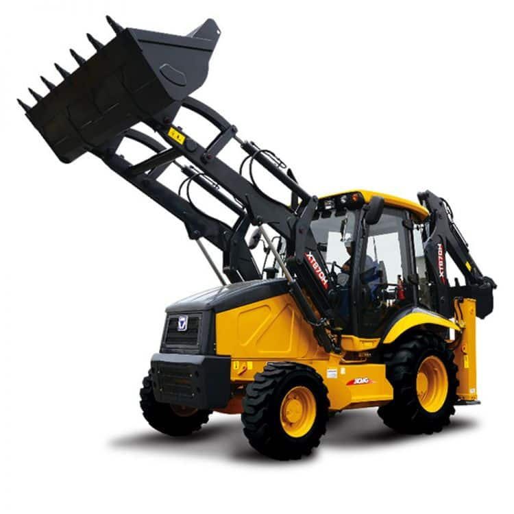 XCMG Official XC870HK Backhoe Loader for sale