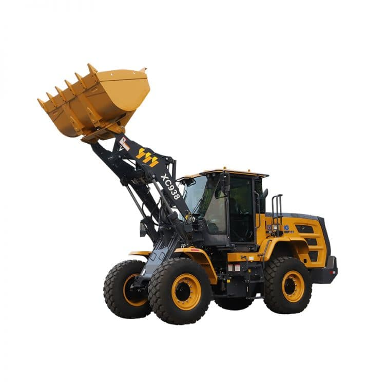 XCMG Official XC938 wheel Loader for sale