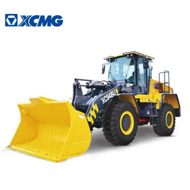 XCMG official 4.5ton new construction equipment front wheel loader XC948U China wheel loader machine for sale