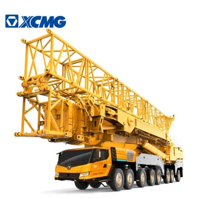 XCMG Official 1200 Ton All Terrain Crane XCA1200 China RC Mobile Truck Crane Price