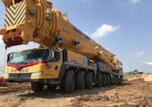XCMG Official 1600 Ton All Terrain Crane XCA1600 China Hydraulic Lifting Truck Crane