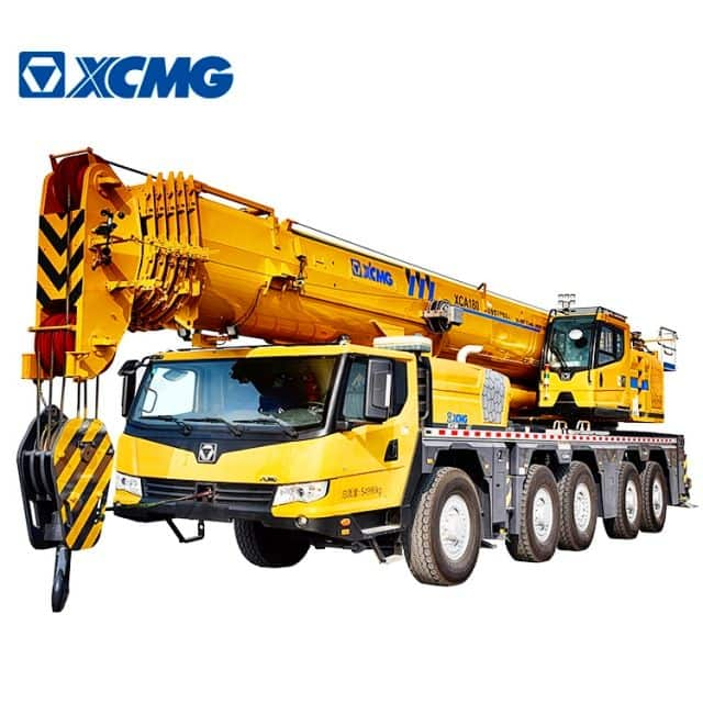 XCMG Official 180 Ton All Terrain Trucks XCA180 China New Crane Truck for Sale