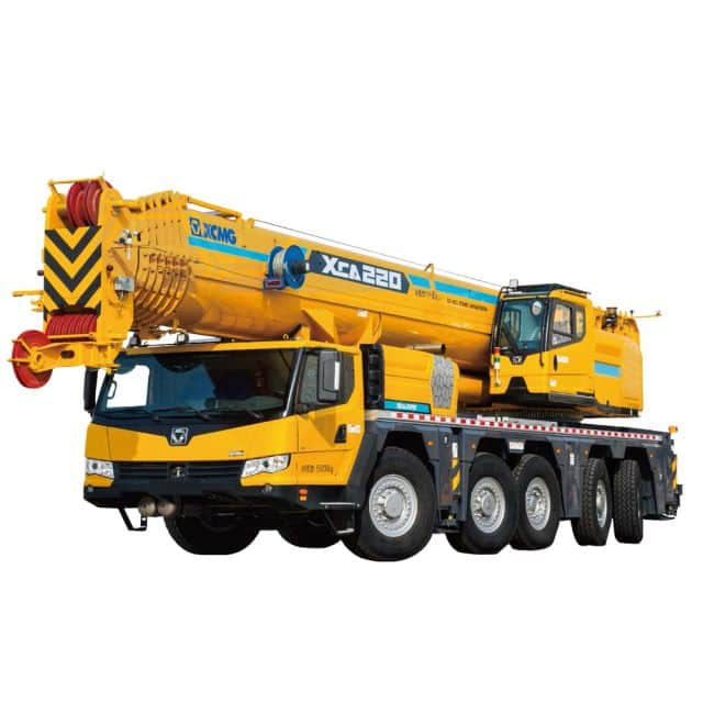 XCMG Official XCA220 All Terrain Crane for sale