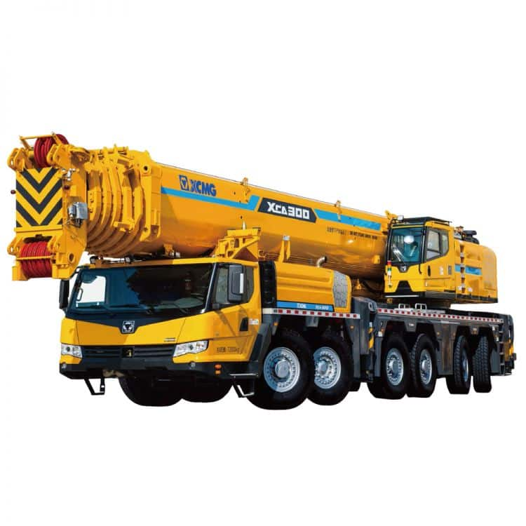 XCMG Official XCA300 All Terrain Crane for sale