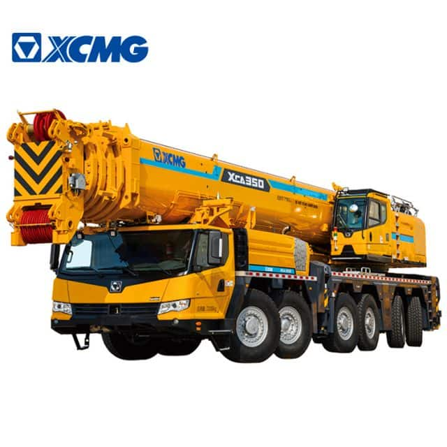 XCMG Official 350 Ton truck cranes XCA350 China New All Terrain Cranes for Sale