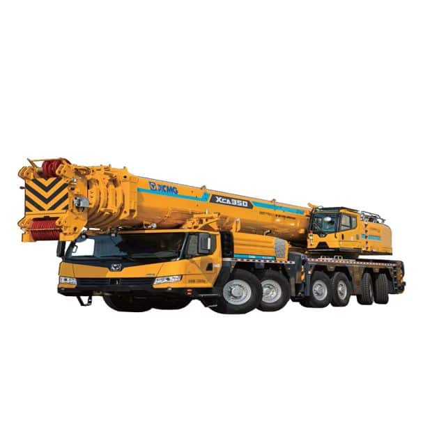 XCMG Official XCA350 All Terrain Crane for sale