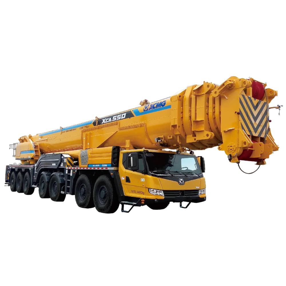 XCMG Official XCA550 All Terrain Crane for sale