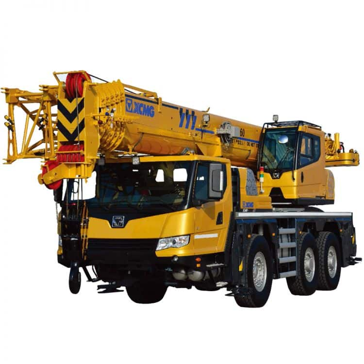 XCMG Official XCA60_E All Terrain Crane for sale