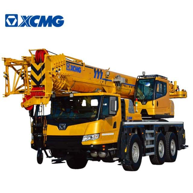 XCMG Manufacturer 60 Ton All Terrain Crane XCA60_E Made in China