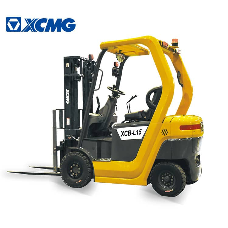 XCMG 1.5 Ton Electric Forklift China Mini Battery Forklift Machine XCB-L15 Price