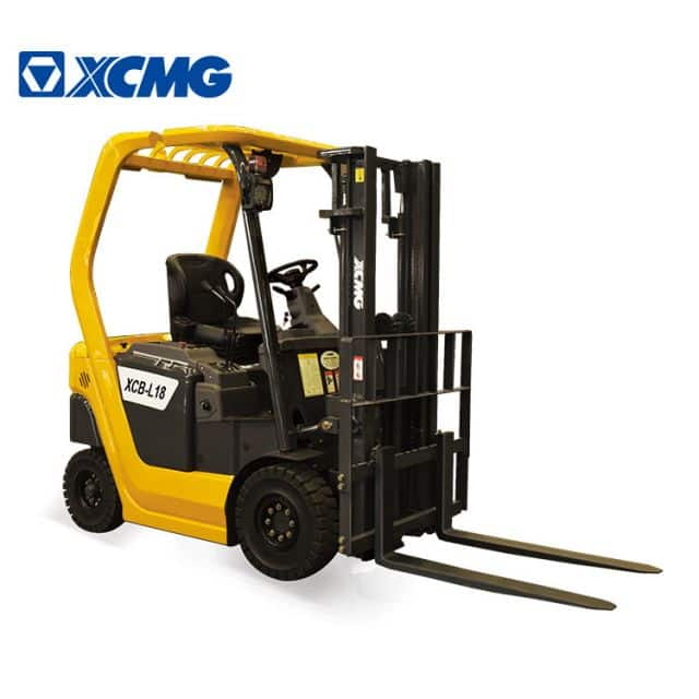 XCMG Electric Forklift Truck China 3 Ton Small Fork Lifter XCB-L30 For Sale