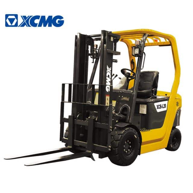 XCMG Official Electric Forklift 2 Ton China Electric XCB-L20 Lithium Battery Forklift For Sale