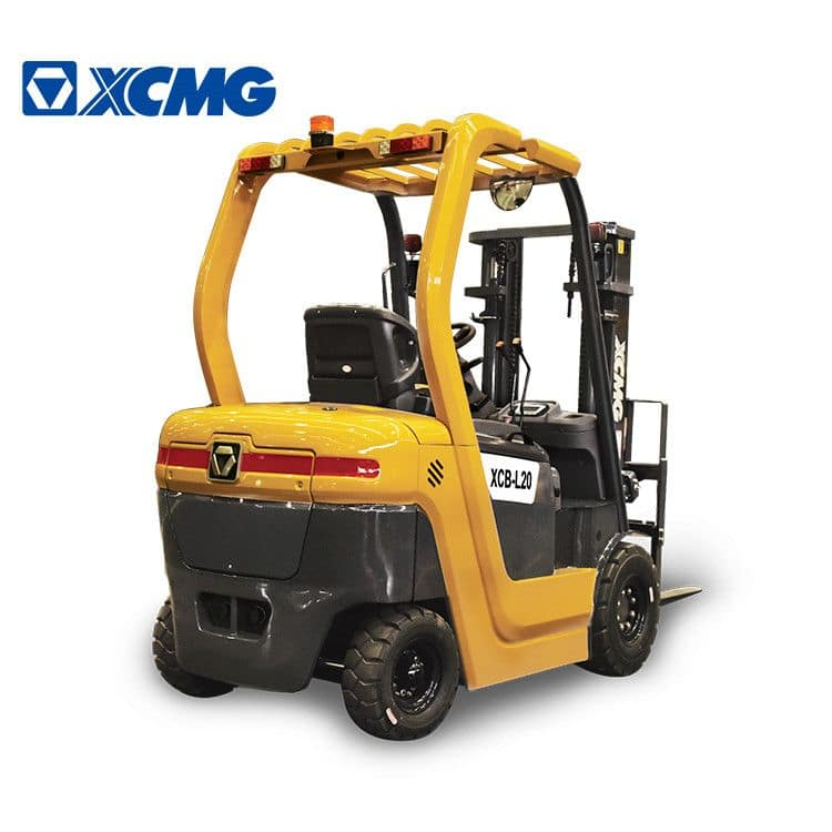 XCMG XCB-L20 2 Ton Mini Portable Electric Forklift For Sale