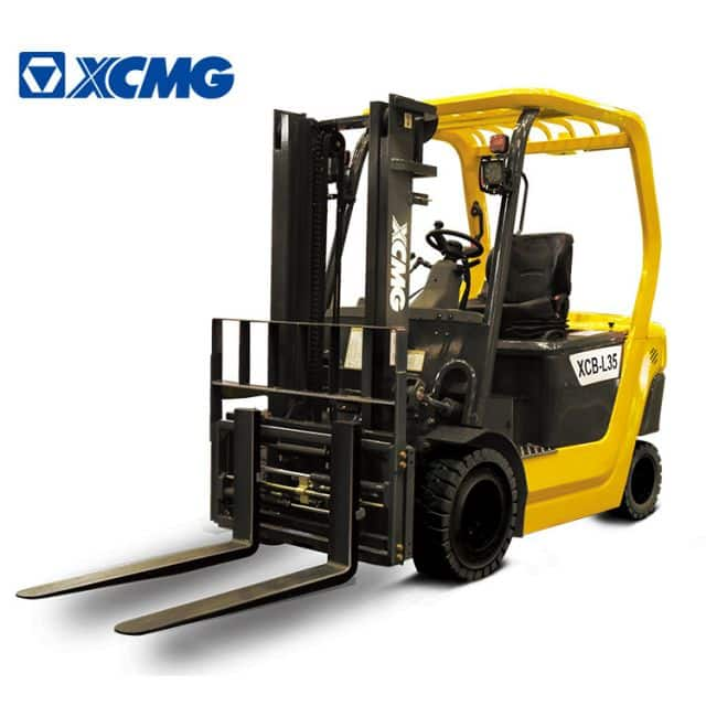 XCMG 3.5 T Forklift Electric China Fork Lift Trucks Machine XCB-L35 Price