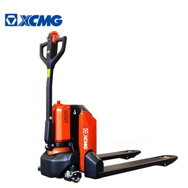 XCMG official 2 ton pallet truck XCC-LW20 multi-purpose mini electric pallet trucks for sale