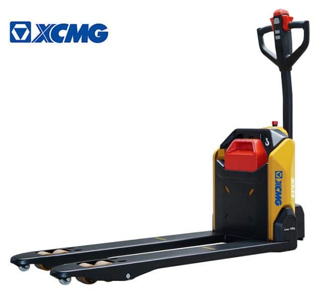 XCMG official 1.5 ton pallet truck XCC-LW15 multi-purpose lithium electric pallet trucks for sale