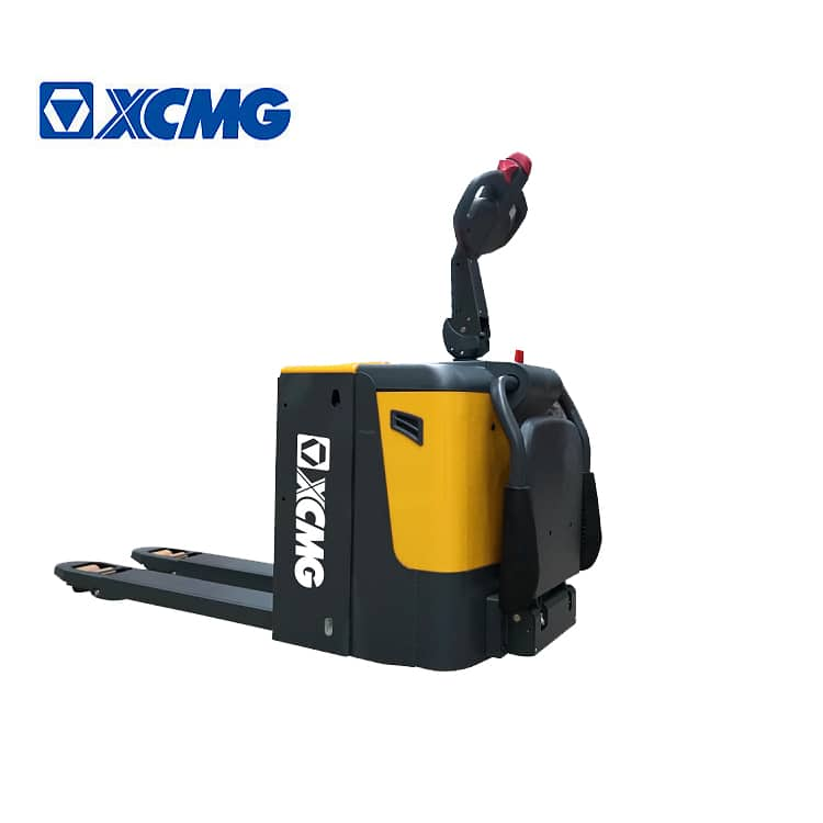 XCMG official 2 ton pallet truck XCC-P20 china new Ac battery electric pallet trucks price for sale