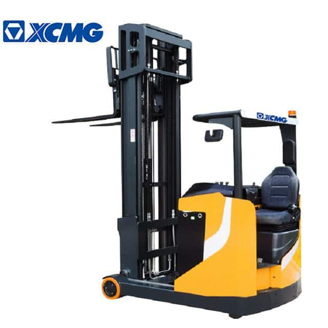 XCMG official 2 tons electric stacker XCF-PSG20 China new AC battery reach stacker forklift price