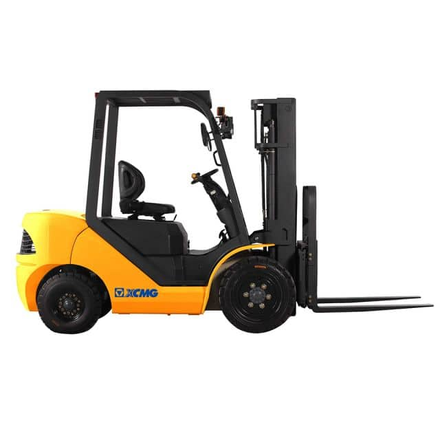 XCMG 3T Diesel Forklift FD30T for Sale