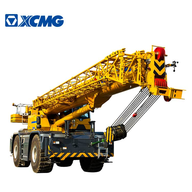 XCMG manufacturer XCR70 hydraulic pick up lift truck crane for sale