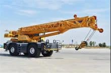 XCMG Official 90 Ton Brand New Rough Terrain Crane XCR90_M Price