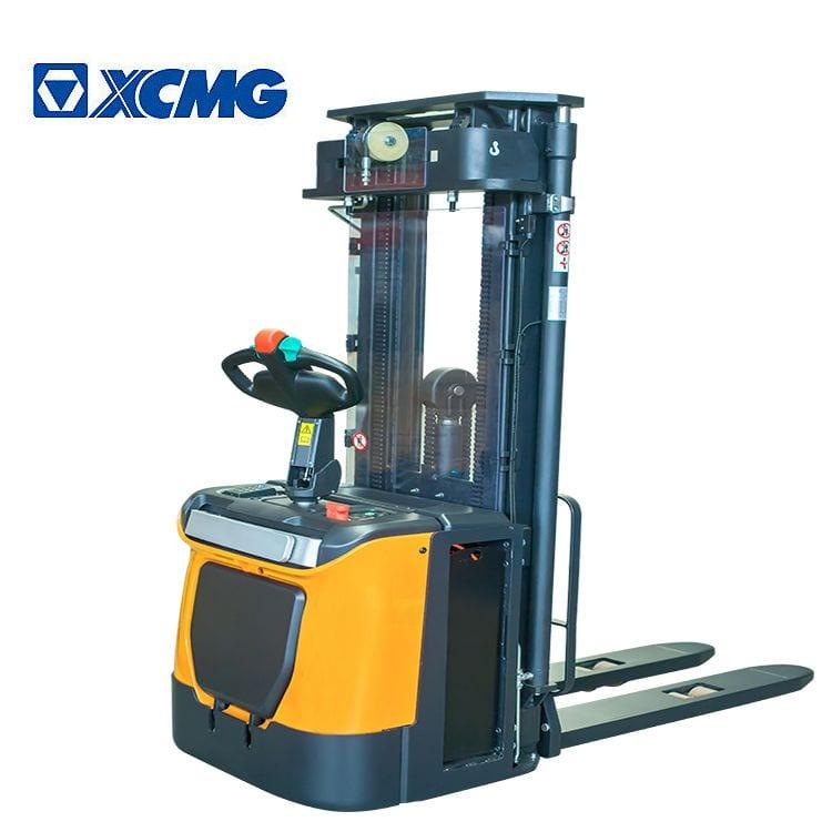 XCMG Electric Stacker Forklift XCS-P16 1.6 ton small walking pallet stacker price