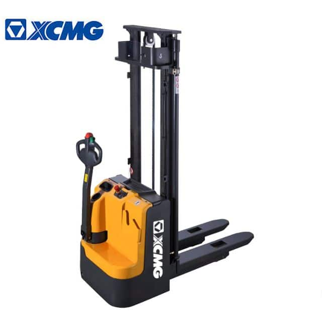 XCMG Electric Stacker Forklifts 1.2 ton walking pallet stacker price
