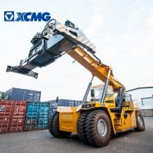 XCMG Electric Reach Stacker 45 Ton China Container Stacker Crane XCS4531EK For Sale