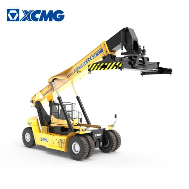 XCMG reach stacker container XCS4531K 45 ton reach stacker for containers price