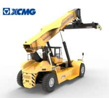 XCMG 20ft 40ft Port Container Cranes 45T 15m Mobile Reach Stacker Crane XCS4531K Price