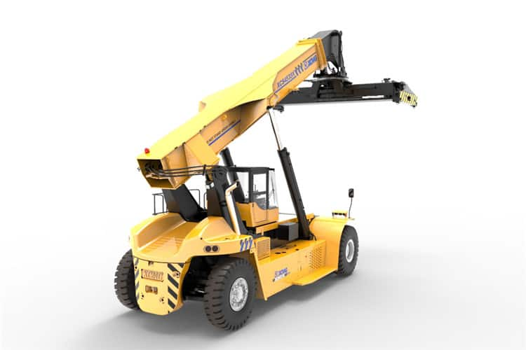 XCMG 45 Ton China Mobile Reach Stacker Container Crane Lift Containers XCS4535K Price