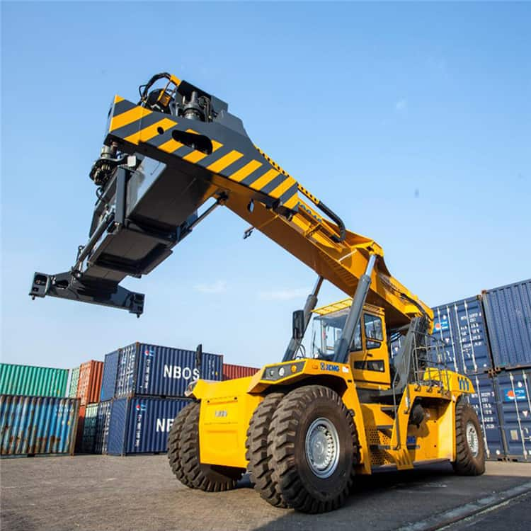 XCMG 45 ton reach stacker for containers XCS4535K China Mobile Container Crane price