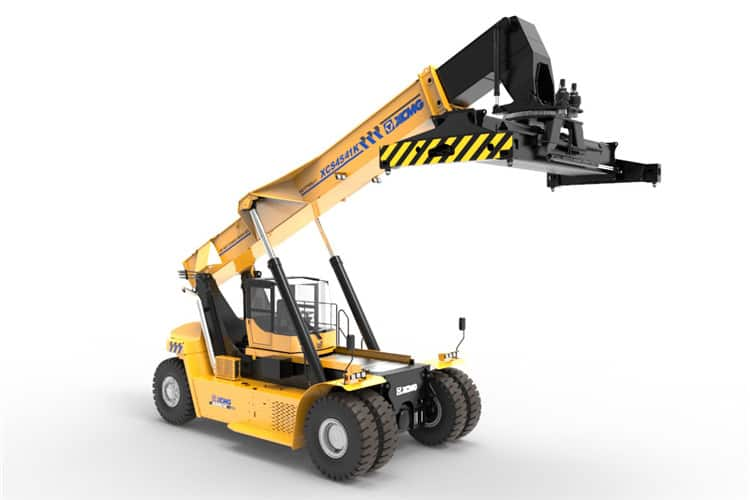 XCMG 20 40 FT Front-handling Mobile Crane 45T Reach Stacker For Container Lifting XCS4541K For Sale
