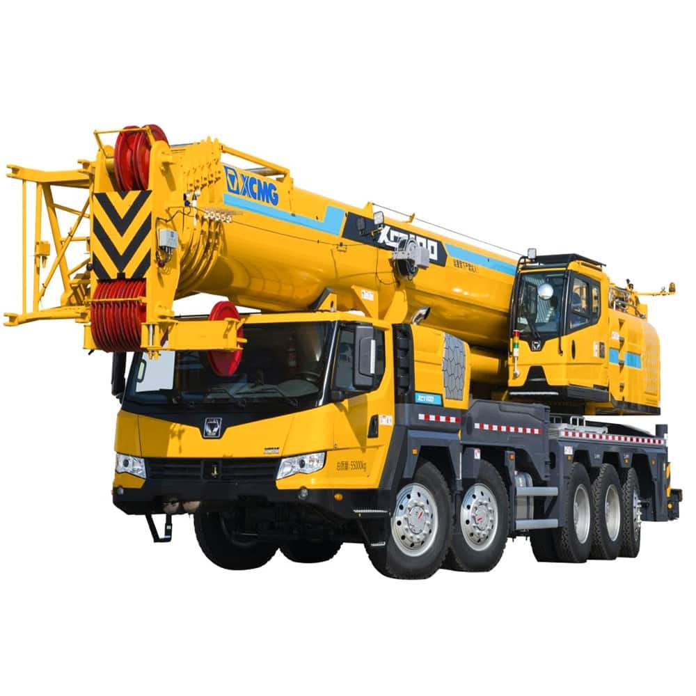 XCMG Official XCT100(G1) Truck Crane for sale