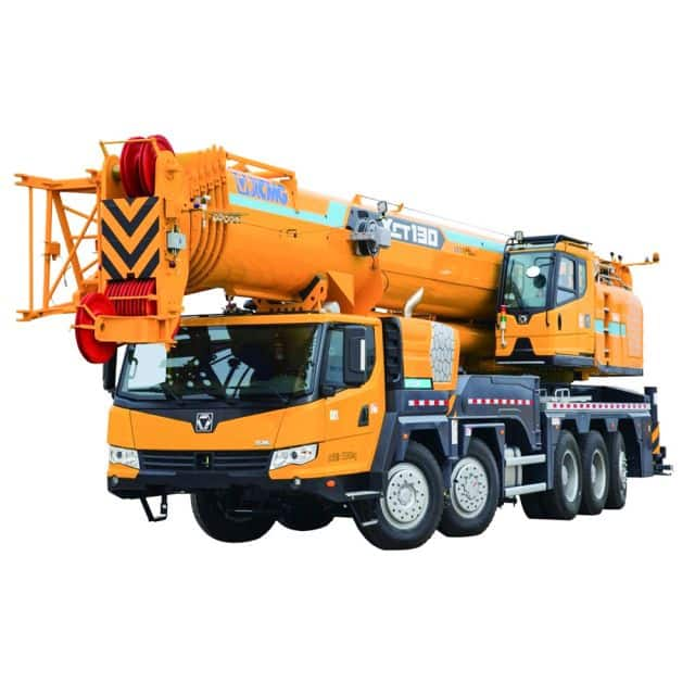 XCMG Official  XCT130 Truck Crane for sale