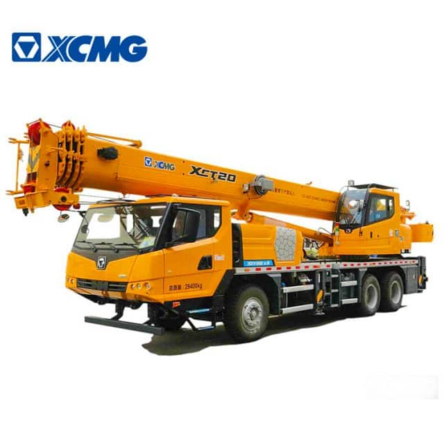 XCMG Official 20 Ton RC Trucks Crane XCT20L5 China RC Mobile Crane Hydraulic Price