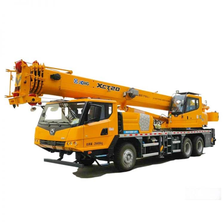 XCMG Official XCT20L5 Truck Crane for sale
