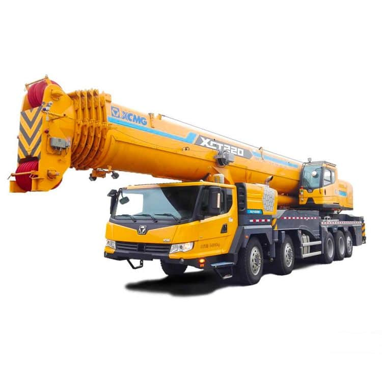 XCMG Official XCT220 Truck Crane for sale